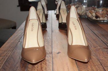 Nude Sole Shoes
