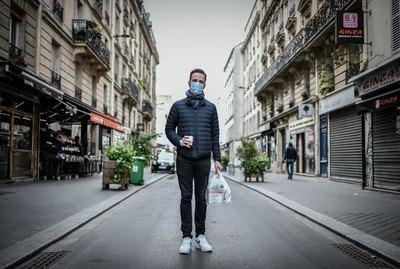 FRANCE-HEALTH-VIRUS-MASK