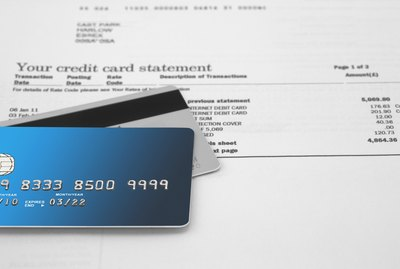 What Are Pending Charges on a Credit Card?