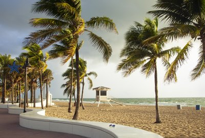 Fort Lauderdale Beach, Florida