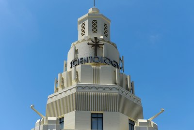 Church of Scientology Community Center in South Los Angeles
