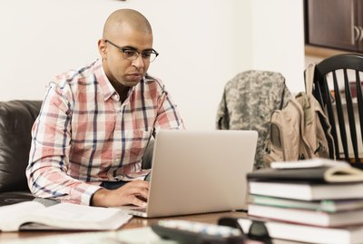 Veteran searching for free college tuition.