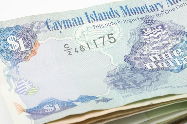 Cayman Islands currency
