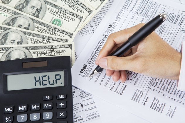 Help for filling tax form