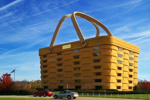Longaberger Basket Co. headquarters