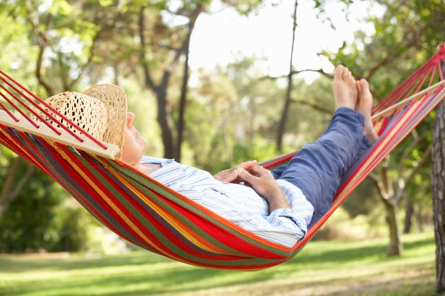 Cheapest Places to Live on Social SecuritySenior Man Relaxing In Hammock
