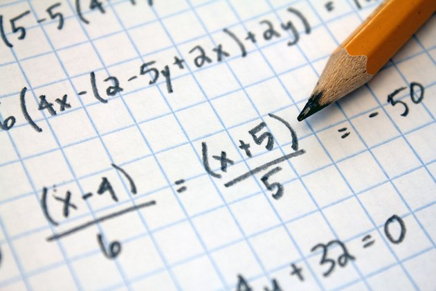 How to Calculate a Variance Between Two Numbers