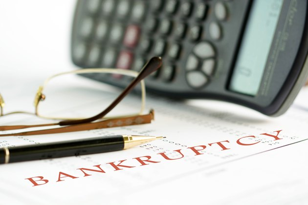 How to Find the Date a Bankruptcy Was Discharged