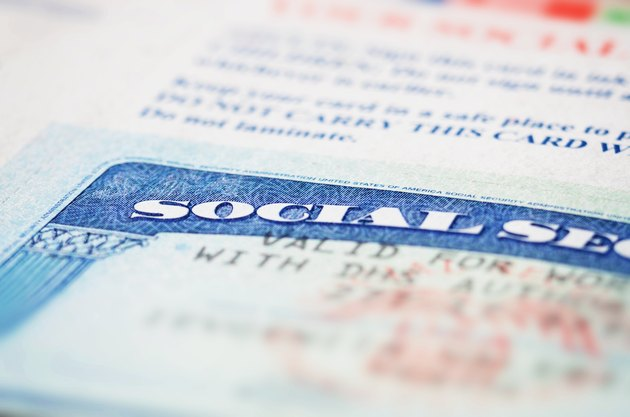 How to Retrieve a Lost Social Security NumberSocial security