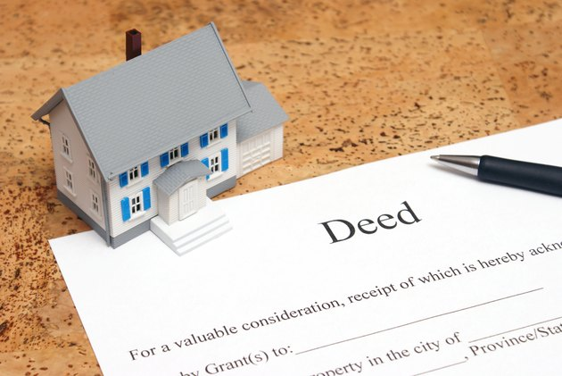 How to Use the Deed to Your Home for a Personal Loan