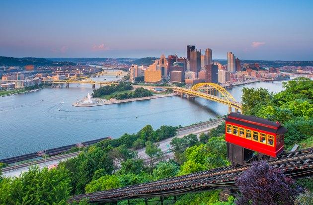 Pittsburgh, Pennsylvania, USA.