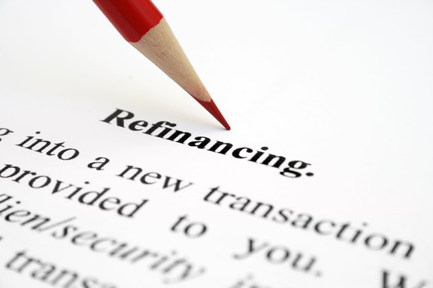 What Does Refinancing a Loan Mean?