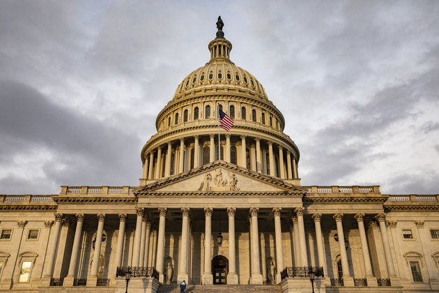 House Continues Closed-Door Depositions On Capitol Hill For House Impeachment Inquiry