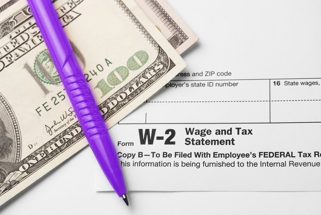 How to Calculate W2 Deductions                 Form W-2 Wage and Tax Statement