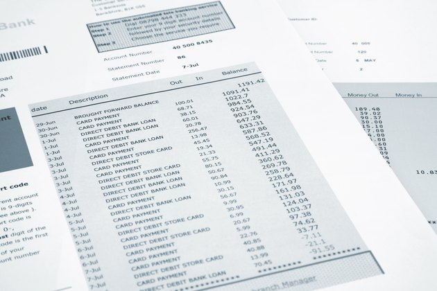 What Does POD Mean on a Bank Statement?