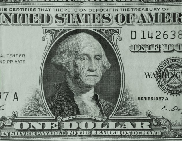 How to Get Help With Funeral Expenses in TexasGeorge Washington Dollar Crying