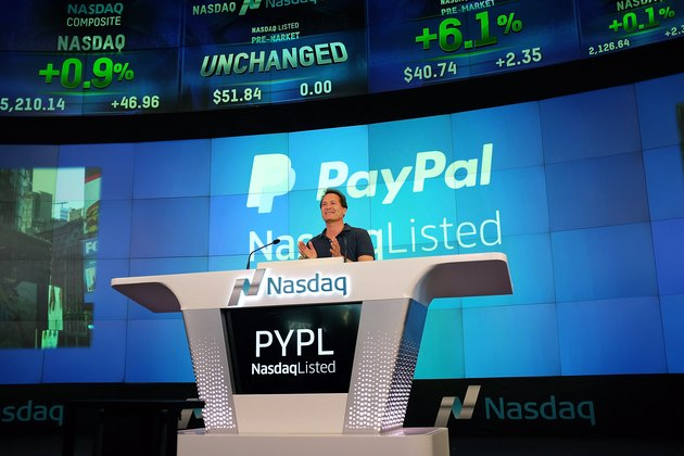 How to Buy Stocks With PayPal