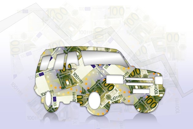 How to Calculate Federal Tax AMT for a Vehicle Trade-Inmoney dept
