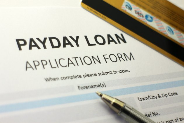 The Statute of Limitations on Unpaid Payday Loans