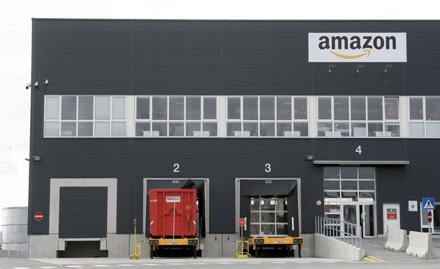 AUSTRIA-ECONOMY-RETAIL-AMAZON