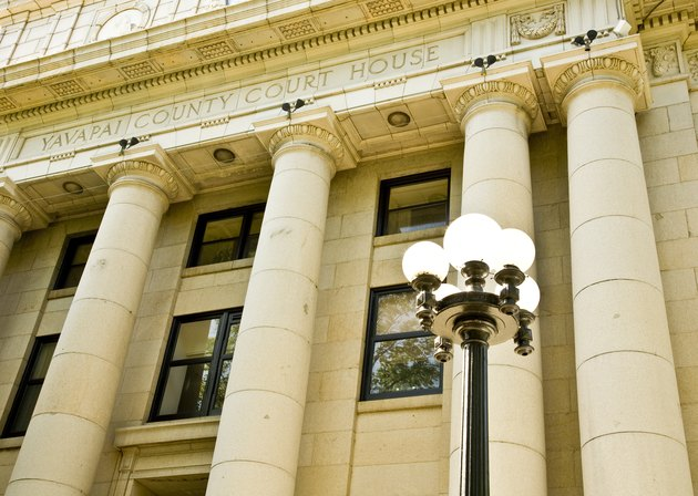 How to File a Small Claims Suit in ArizonaYavapai County Courthouse