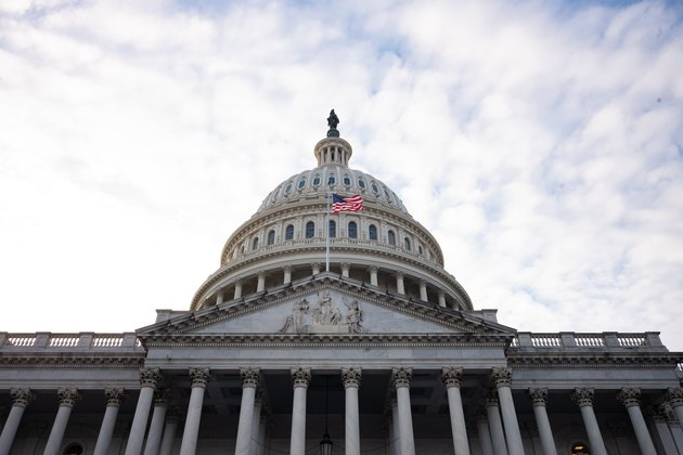 Lawmakers In D.C. Reach Agreement On Passage Of Covid Relief Bill And Omnibus Spending Package