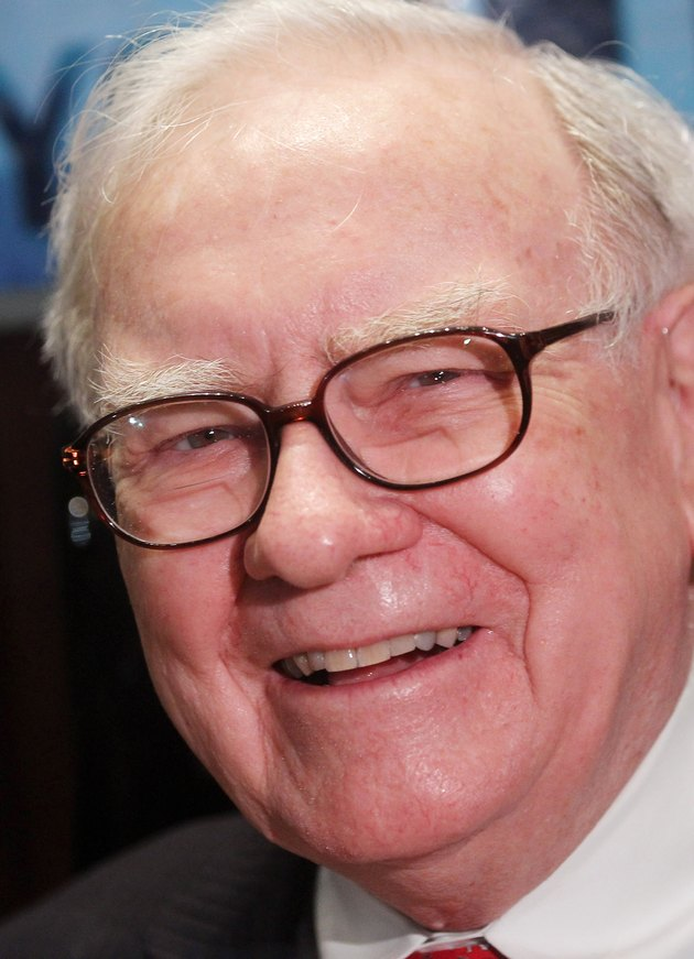 Warren Buffett Rings Opening Bell At New York Stock Exchange