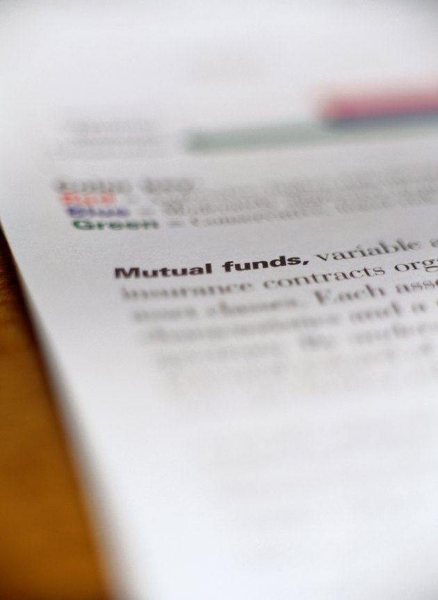 Report on Mutual Funds
