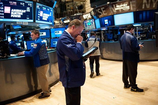 Markets Rally Upward On Positive Corporate Earnings Reports