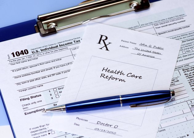 Healthcare and Taxes