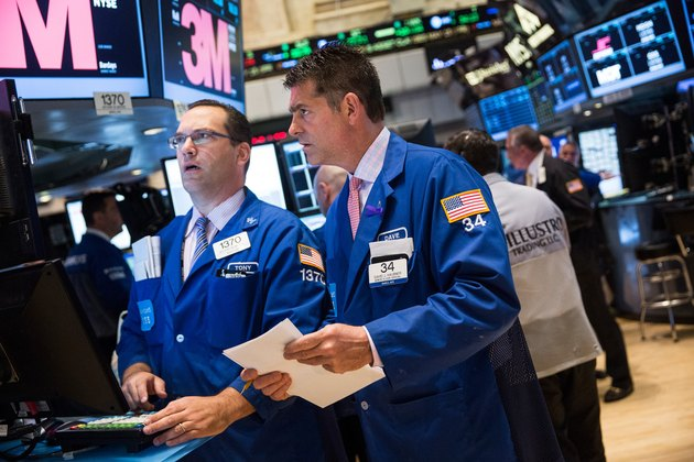 Dow Jones Average Closes In On Record
