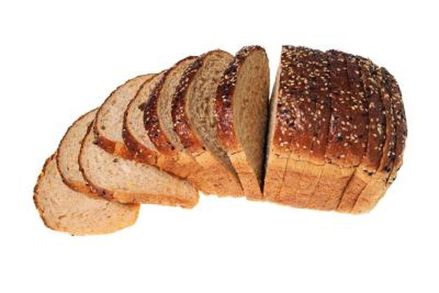 Spend a little more to get whole-grain bread.
