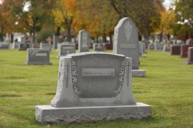 Cemetery Grave Stone