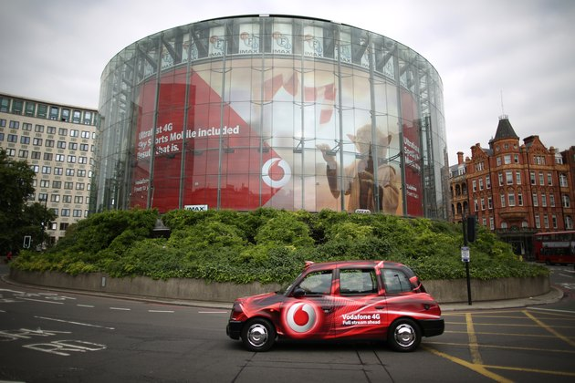 Vodafone Sells Its Stake In  Verizon For $130bn