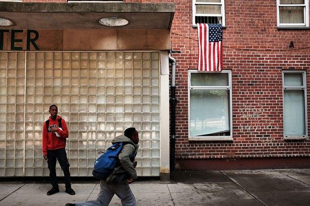 NYC Mayor De Blasio Announces Plan To Overhaul City's Public Housing