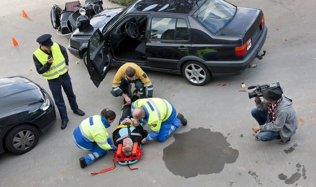 Multidisciplinary rescue team
