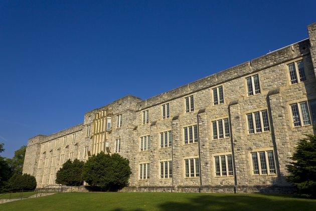 Williams Hall at Virginia Tech University