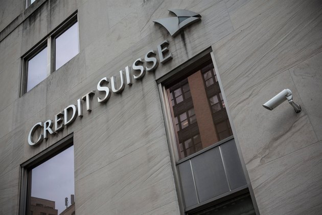 Credit Suisse Charged With Helping US Clis