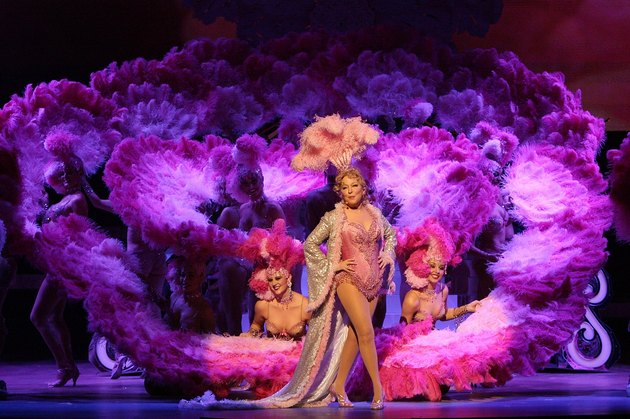 Bette Midler's Opening Night At The Colosseum At Caesars Palace