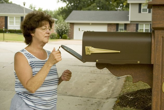 Checking the Mail