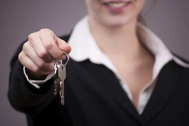Offering keys