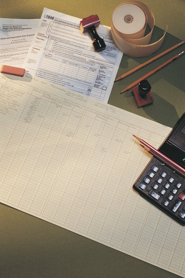 Accounting supplies