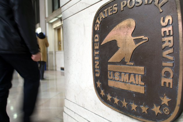 U.S. Postage Stamp Rate Goes Up One Cent