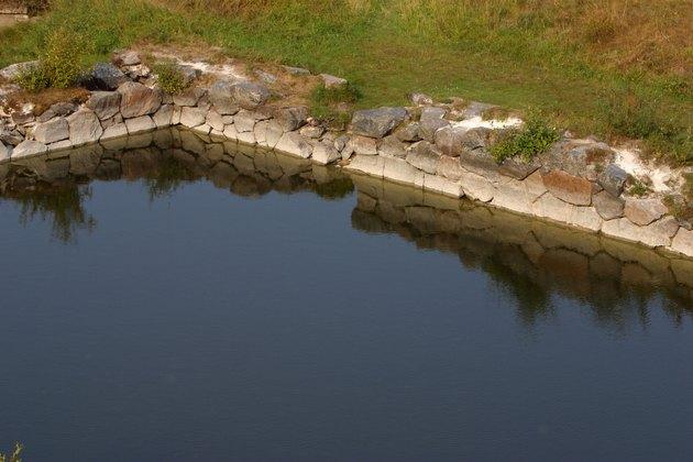 Water impoundment