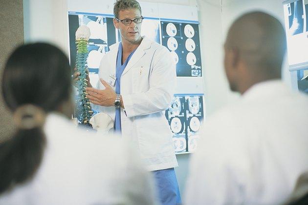 Medical classroom