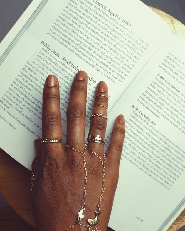 Peace Images — Black Girl Magic Rings