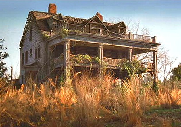 the notebook house before