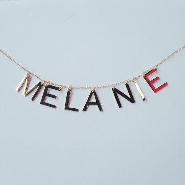 Melanie Marie — Link Chain