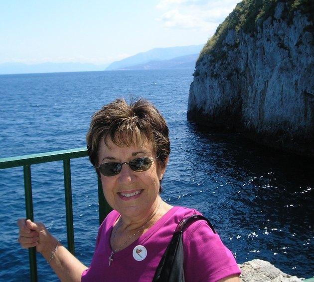 Nonna in Italy