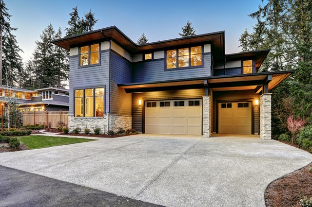 New Home Floor Plans With Cost To Build: How Much Does It Cost To Build A Garage With An Apartment